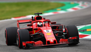 Fórmula 1: Monza acoge un nuevo duelo Hamilton-Vettel