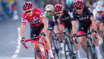 A 4 días de la última etapa, apueste por Yates, el favorito a ganar la Vuelta
