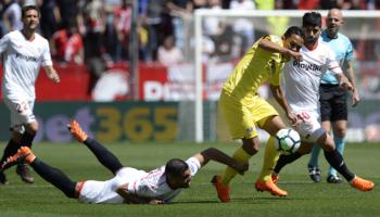 Sevilla-Villarreal: madrugador duelo entre dos claros aspirantes a Europa