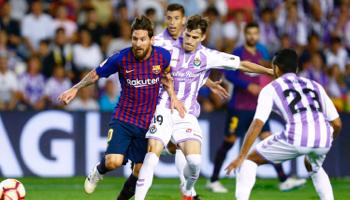 Barça – Valladolid: los culés están llamados a ganar para no complicar su liderato