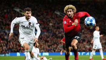 Valencia-Manchester United: el local quiere despedirse de la Champions League con la frente en alto