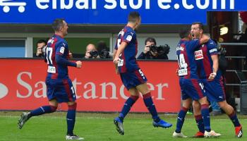 Eibar – Espanyol: sólo dos puntos separan a ambos equipos, que huyen del fantasma del descenso