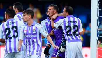 Levante-Real Valladolid: grandes cuotas en un partido muy parejo para cruzar la línea de mitad de tabla