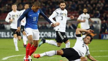 Francia – Alemania: duelo de Titanes en el Stade de France