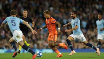 Olympique de Lyon – Manchester City: duelo decisivo para alcanzar octavos