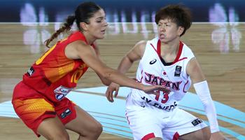 Japón vs. España: las anfitrionas buscan encender la fiesta en su debut