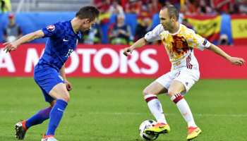 Croacia-España: los de Luis Enrique están a un paso de sellar su clasificación a la ronda final