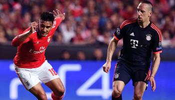 Bayern Múnich-Benfica: el local es amplio favorito, pero la visita se la juega a todo o nada
