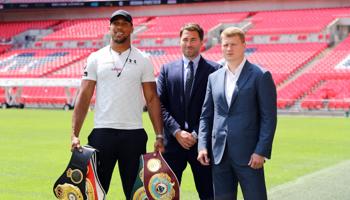 Joshua – Povetkin: el multicampeón defiende sus títulos en el mítico Wembley