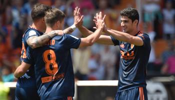 Valencia-Juventus: Cristiano Ronaldo cambió de equipo pero no de obsesión