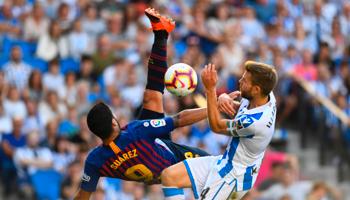 Barcelona – Real Sociedad: el líder llega confiado en mantener (o estirar) la diferencia con un triunfo en casa