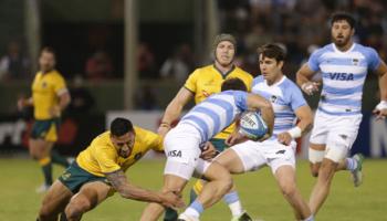 Australia – Argentina: Los Pumas casi le ganan a los All Blacks en su último enfrentamiento. Ahora buscan la revancha