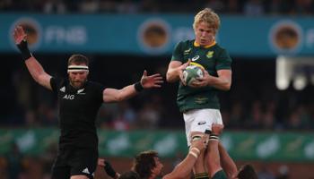 Nueva Zelanda – Sudáfrica: ambos ganaron en el debut y ahora van a por el liderazgo