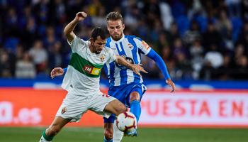 Elche-Deportivo de La Coruña: tranquilidad contra necesidad de entrar en el play-off