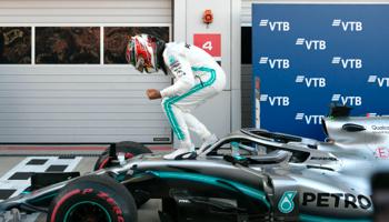 Fórmula 1: Hamilton buscará sellar en Estados Unidos su sexto título mundial