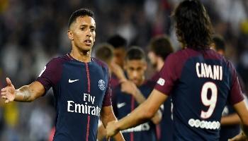 Paris Saint-Germain-Estrella Roja de Belgrado: superioridad del campeón contra esperanza del invicto