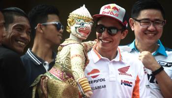 El MotoGP llega por primera vez a Tailandia: si Márquez gana, el Mundial está prácticamente sentenciado