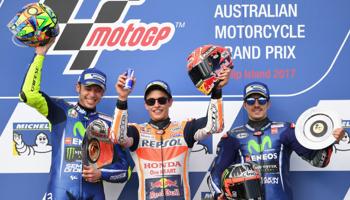 Moto GP Australia: el 7 veces campeón Márquez quiere seguir ganando
