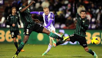 Betis – Valladolid: el Betis luchará por volver a la zona de competiciones europeas