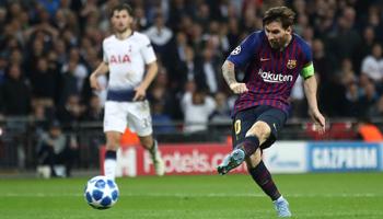 Barcelona-Tottenham Hotspur: todo o nada para los Spurs si quieren seguir en la Champions League