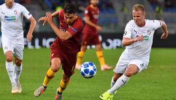 FC Viktoria Plzen – Roma: búsqueda de la clasificación a la Europa League versus esperanza del liderato