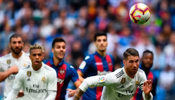 Levante – Real Madrid: ¿última oportunidad para la Casa Blanca?