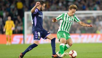 Real Valladolid – Real Betis: un duelo más igualado de lo que parece