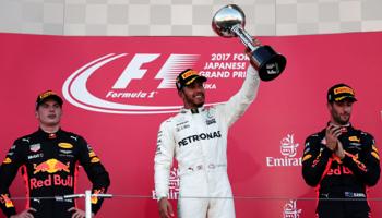 Gran Premio de Japón: Hamilton sigue su camino al título con Vettel al acecho