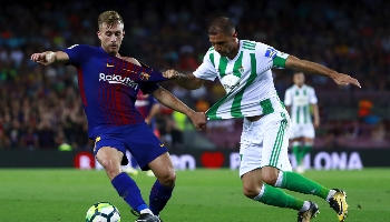 Barcelona – Real Betis: superioridad contra esperanza