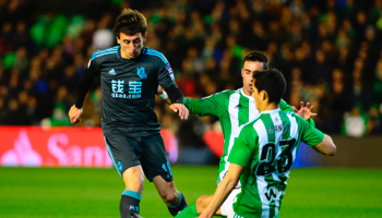 Real Sociedad-Real Betis: luego del empate en la ida, se define en Anoeta el pase a cuartos de final
