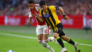 AEK Atenas–Ajax: la visita viaja en busca de una victoria con sabor a octavos