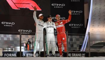 Fórmula 1: el GP de Abu Dabi cierra una temporada inolvidable para Lewis Hamilton