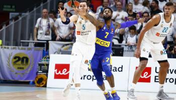 Maccabi Tel Aviv-Real Madrid: El equipo de Pablo Laso busca su sexta victoria consecutiva en Europa