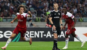 Arsenal – FK Qarabag: Los Gunners saldrán a defender el liderato ante su público