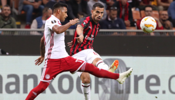 Olympiakos-Milan: dos equipos, solo un clasificado