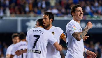 Valencia – Eibar: para los de Marcelino clasificar a la Europa League no depende de este partido, pero casi