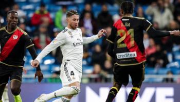 Rayo Vallecano – Real Madrid: un solo favorito a cuatro partidos del final