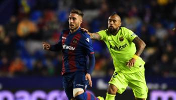 Barcelona-Levante: la derrota en el partido de ida obliga a los culés a ganar o ganar