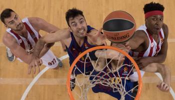 Olympiacos-Barcelona: ventaja para el local en un parejo duelo de Euroliga