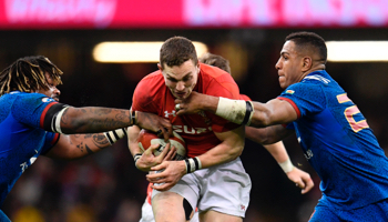 Francia-Gales: puntapié inicial para el Torneo de las Seis Naciones 2019