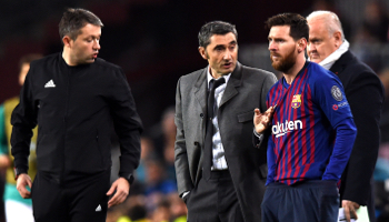 La continuidad de Valverde está en duda: ¿lo ha hecho mejor o peor que sus antecesores?