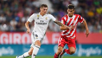 Real Madrid – Girona: el tercer cruce en menos de un mes es el más desparejo de todos