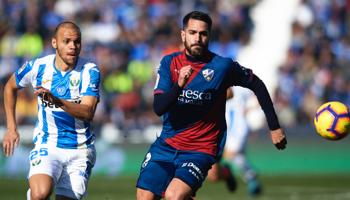 Huesca-Leganés: despedida amistosa de la temporada