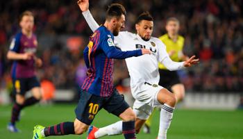Barcelona – Valencia: es hora de la gran final de la Copa del Rey