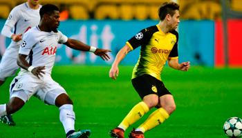 Tottenham Hotspur – Borussia Dortmund: ninguno es el gran candidato, pero ambos están listos para llegar muy lejos