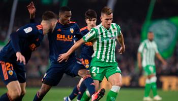 Valencia – Real Betis: tras el polémico 2-2, la otra semifinal de la Copa del Rey promete 90 minutos inolvidables