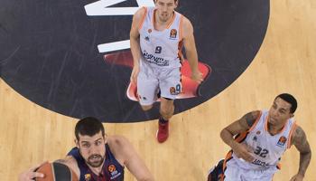 Barcelona – Valencia Basket: inicia la apasionante Copa del Rey y los culés van por la defensa del título