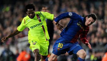 Olympique de Lyon – Barcelona: el #10YearChallenge también llegó a la Champions League