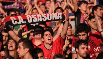 Numancia – Osasuna: la visita va con todo por un triunfo para seguir peleando arriba
