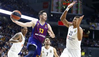 Real Madrid – Barcelona: esta nueva edición de El Clásico pondrá en juego la cima de la liga ACB